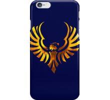 Phoenix - Golden iPhone Case/Skin