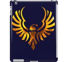 Phoenix - Golden iPad Case/Skin