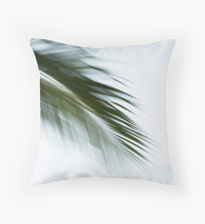 Flight of the palms #04 Throw Pillow