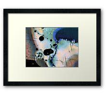 Close to Jupiter Framed Print
