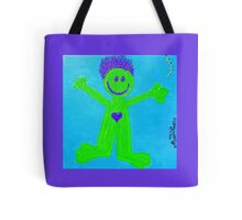Jake's Angel Tote Bag