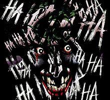 Joker - HAHAHAHAHA by AvatarSkyBison