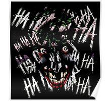 Joker - HAHAHAHAHA Poster
