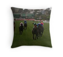 Dubleanny Throw Pillow