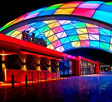 Adelaide Entertainment Centre 2 by Robert Dettman