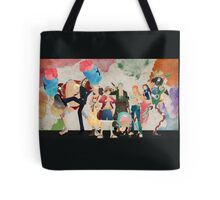 Straw Hat Crew - One piece Tote Bag
