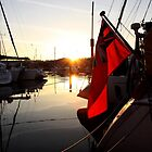UK Dawn - UKSA, Cowes by Vanessa  Hayat