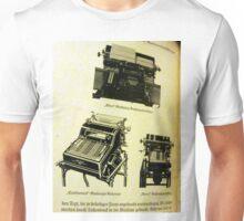 Efficiency machines Unisex T-Shirt