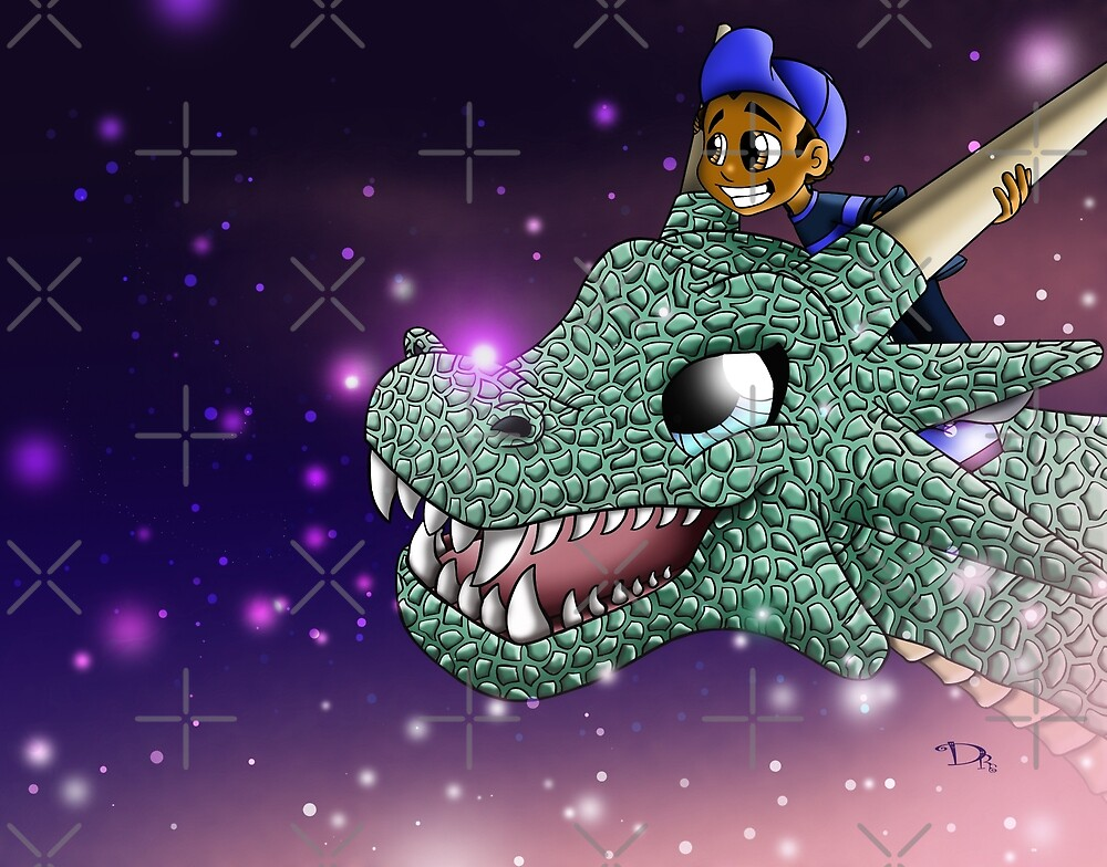 Carlos and the Dragon by treasured-gift