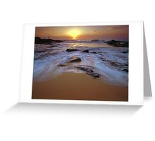 Spoon Bay Greeting Card