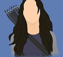 Vector Katniss by heyitschelsey