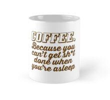 COFFEE. Mug
