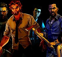 When We All Come Together (TelltaleGames Protagonists) by theholyrhyiona