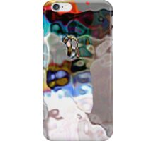 The world goes by - why? iPhone Case/Skin