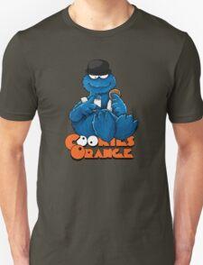 Cookies orange Unisex T-Shirt