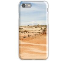 Pinnacles by Day iPhone Case/Skin