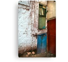 Cusco, Peru 1906 Canvas Print