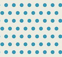 Retro dots by o2creativeNY