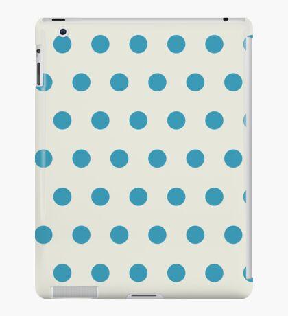 Retro dots iPad Case/Skin