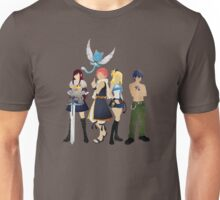The Protagonists - Fairy Tail  Unisex T-Shirt