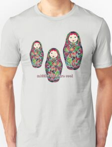 Middle Kids Are Cool Unisex T-Shirt