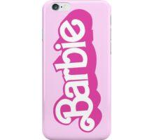 Vintage Barbie iPhone Case/Skin