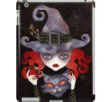 Maelba, the Red Witch iPad Case/Skin