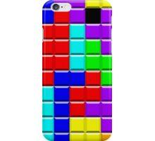 Colorful Tetrominoes iPhone Case/Skin
