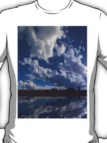 ©The Sun Series XIX Move On With The Wind IIID T-Shirt