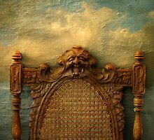 Have a Seat - I'm a Heavenly Chair by © Kira Bodensted