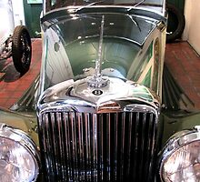 Veteran Bentley by John Thurgood