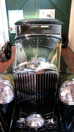 Veteran Bentley by John Thurgood