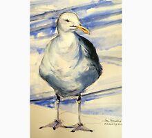 San Francisco seagull: pen and wash Unisex T-Shirt