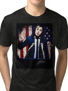 Ronnie Radke BD President  Tri-blend T-Shirt