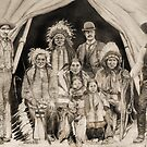 Doc Carver's Wild West Show by Kay Kempton Raade