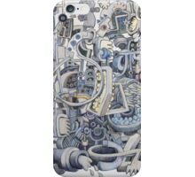 abstract study 2 iPhone Case/Skin