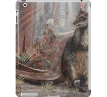 On the Wallaby Track Again. iPad Case/Skin