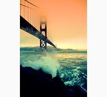 Golden Gate Pink Dusk Unisex T-Shirt