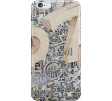 abstract study 5 iPhone Case/Skin
