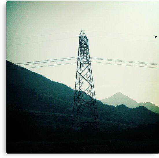 Signalline by William Clark