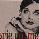 Katie Holmes by Dawn Bigford
