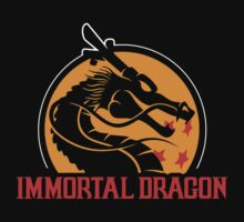 Inmortal Dragon - Shenron parody by prspark