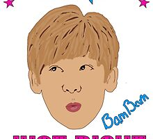 Got7 Just Right - Bambam by kpoplace