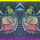 Metamorphic Reflections by Deborah Dillehay