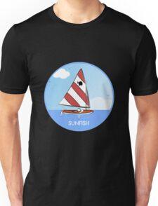 Sunfish Sailboat Unisex T-Shirt