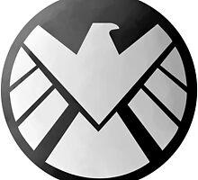 Marvel S.H.I.E.L.D. Logo by Kitzeles