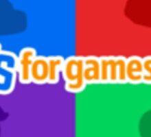 Toys For Games STICKER! Sticker