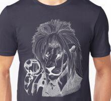 Goblin King of the Jungle (White Line) Unisex T-Shirt