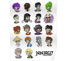 Ninjago Season 4  Poster