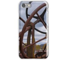 Tri-Wheel iPhone Case/Skin